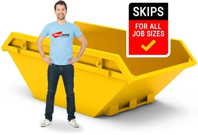 skip hire costs