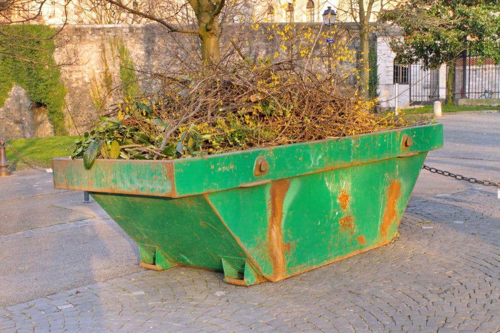 garden waste disposal
